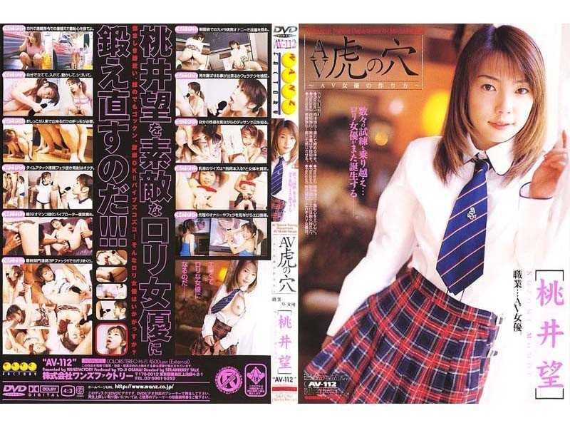 AV-112 How To Make The Actress Nozomi Momoi Toranoana AV AV - Masturbation, Best, Omnibus