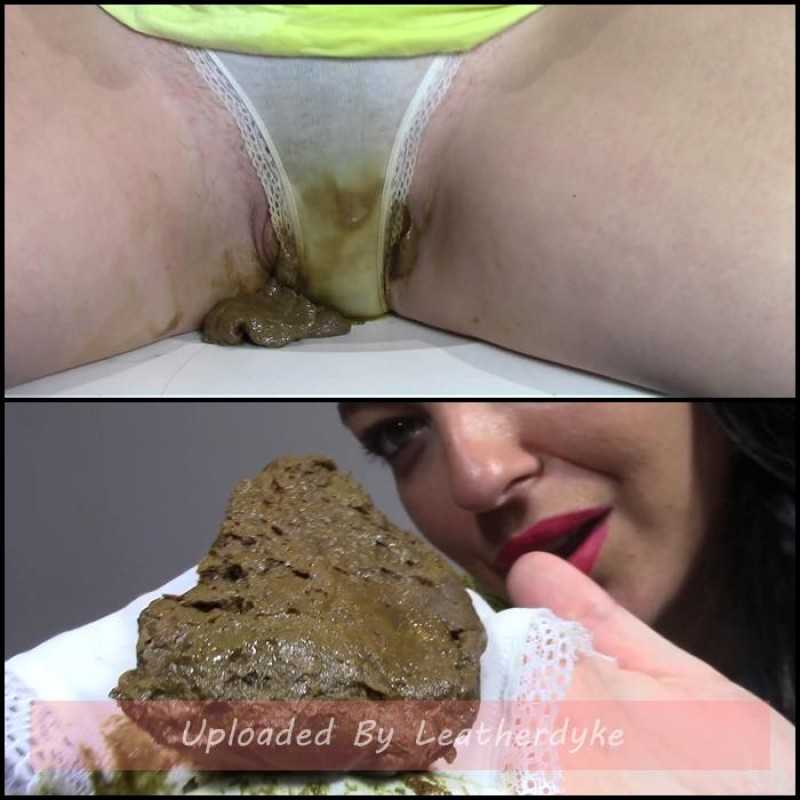 Blackmail Panty Poop with evamarie88