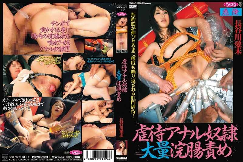 CC-124 Anal Slave Enema Mass Hasegawa Love Not Blame Abuse - Solowork, Foreign Objects