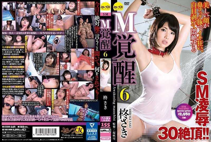 CESD-346 M Awakening 6 Holly Saki - Mature Woman, Restraints