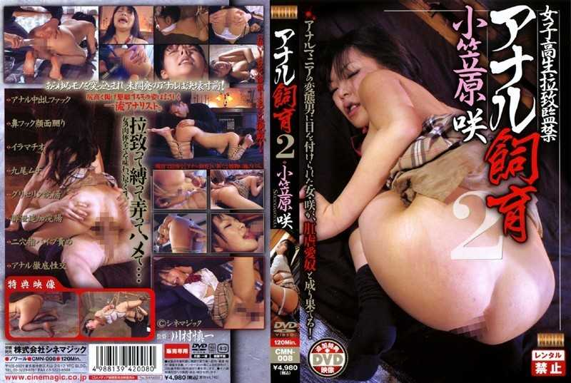 CMN-008 Saki Ogasawara Anal Confinement Rearing Two School Girls Abducted - Creampie, School Girls