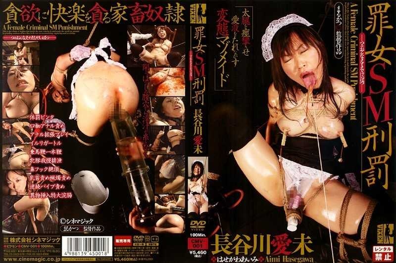 CMV-001 Hasegawa Woman Love Not Punishment Sin SM - SM, Enema