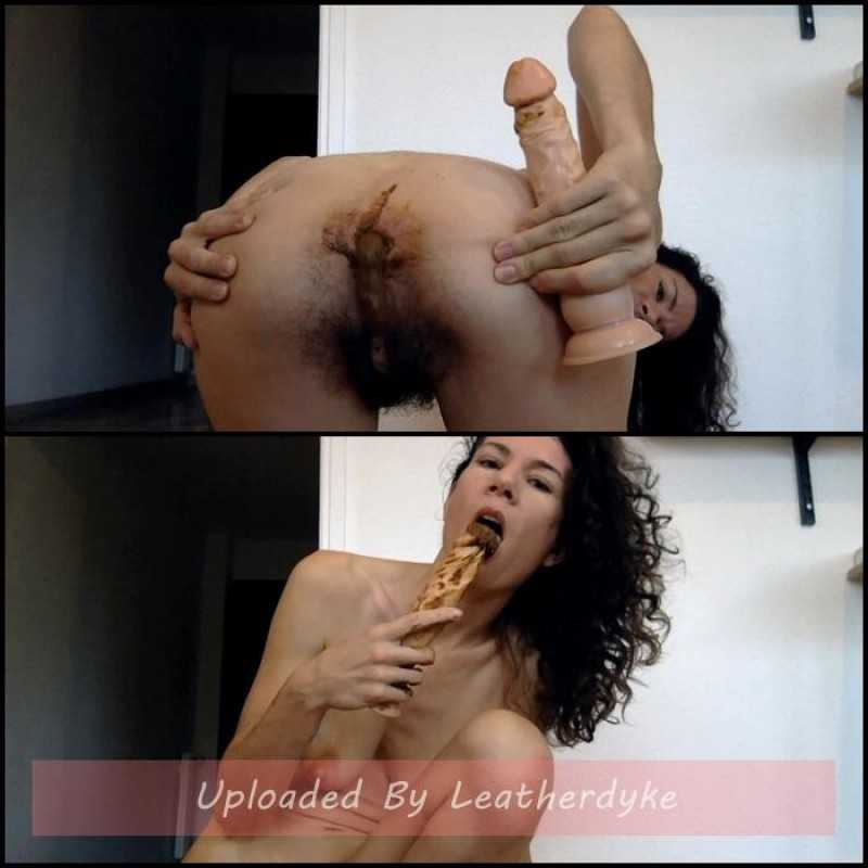 Dildo in dirty ass with nastymarianne