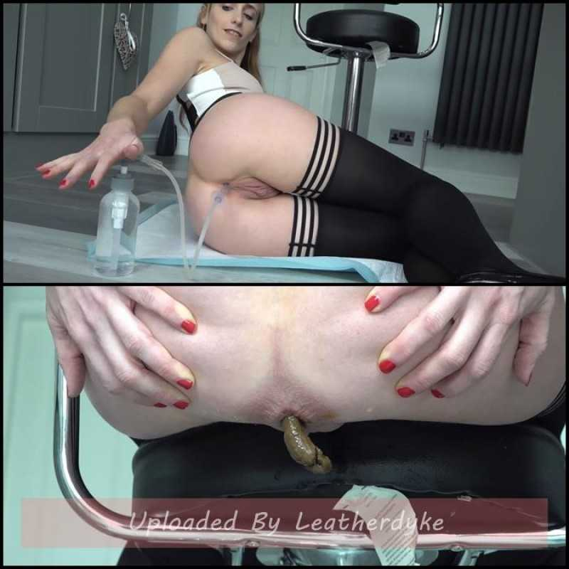 Double Enema with sammiecee
