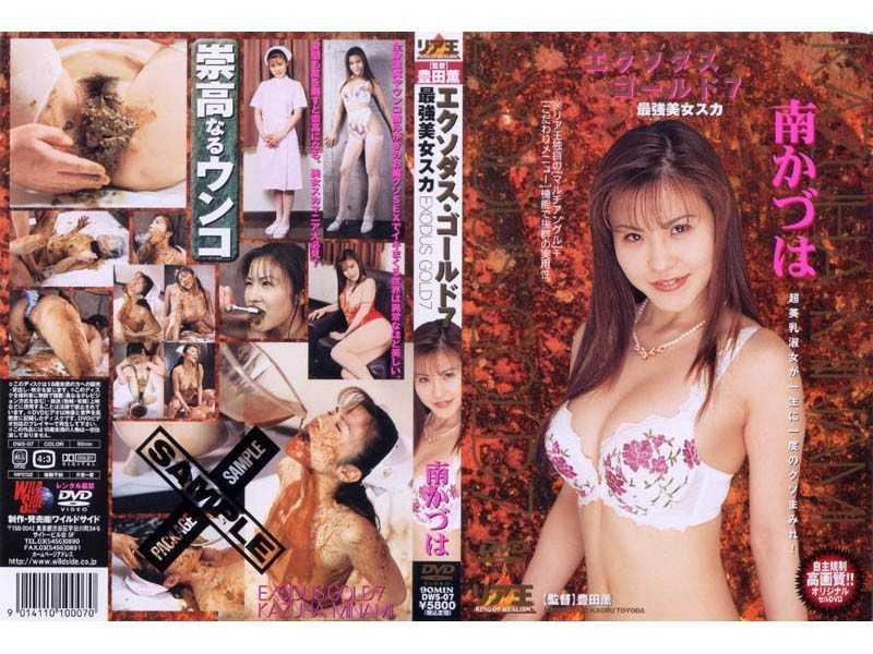 DWS-07 Kazu Minami Exodus Gold 7 - Defecation, Nurse