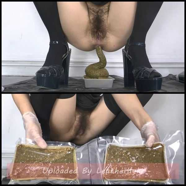 Filling Your Order 26th February with SharaChocolat  - scat porn, defecation,  Full HD 1080p | Release Year: March 2, 2018
