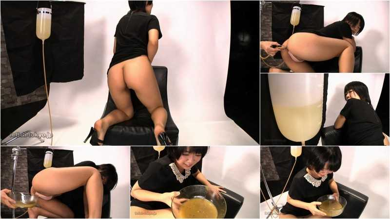 FTV-01 | Swallowing shit, piss, enema and vomit soup.