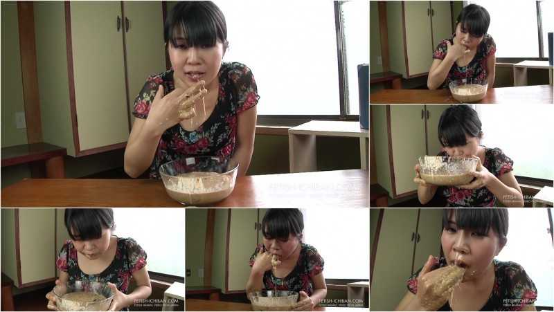 FTV-05 | Girl drinking her own vomit.
