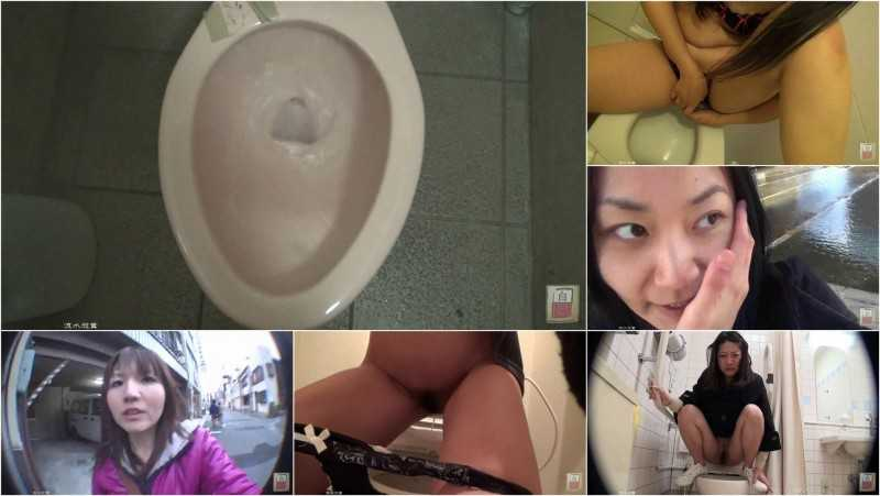 JG-198 Japanese Amateur Scat, Piss and Enema Vlogs. Vol. 5 (Toilet edition)