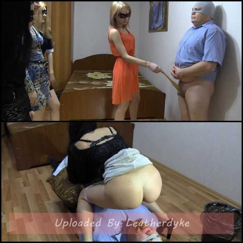 Mr small dick! Female shit eater with MilanaSmelly