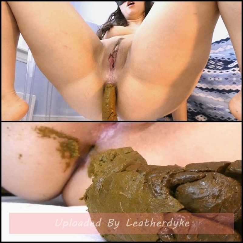 Pushing Thick Shits with LoveRachelle2