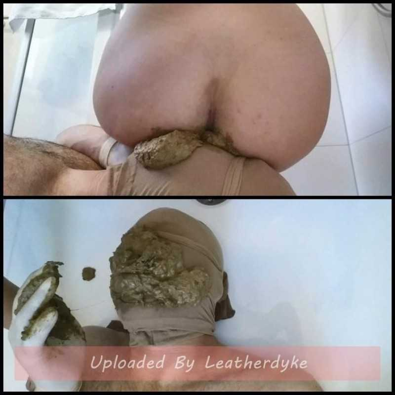 Womens club shit in his face and torture him - scat porn, femdom scat | Full HD 1080p | April 25, 2018